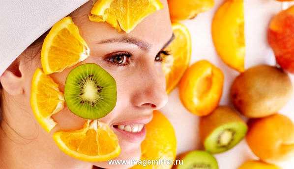 """""""Съедобные"""" фруктовые маски для лица: рецепты"""