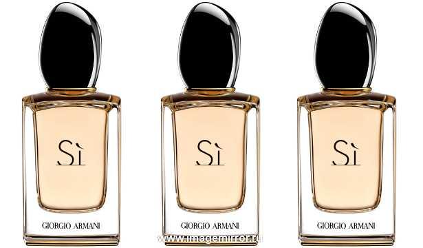 Бренд Giorgio Armani выпустил новый парфюм Si