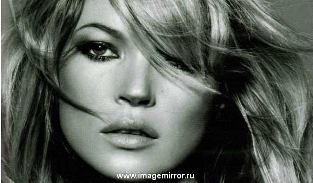 Кейт Мосс - новое лицо бренда Kerastase