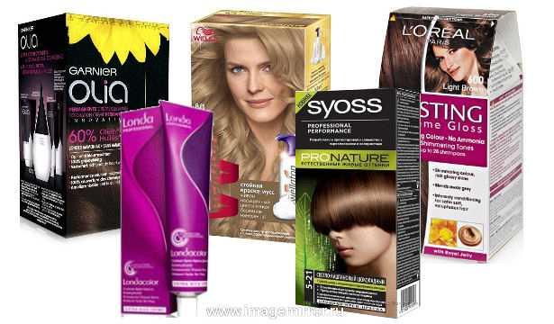 Лучшие краски для волос: выбор ХОЧУ