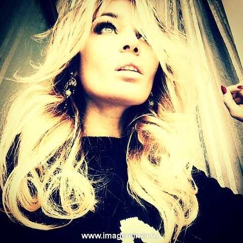 televedushchaya alena vodonaeva stala blondinkoy