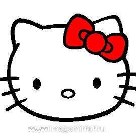 У Hello Kitty будет своя линия косметики. ФОТО