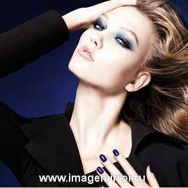 """""""A Blue Fall"""" - осенняя коллекция косметики от Dior"""