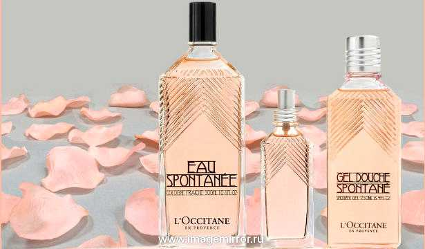 Бренд L`Occitane выпустил новый аромат Eaux de Provence Eau Spontanee