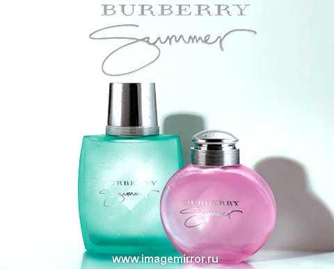 burberry predstavil obnovlennye letnie aromaty 2013