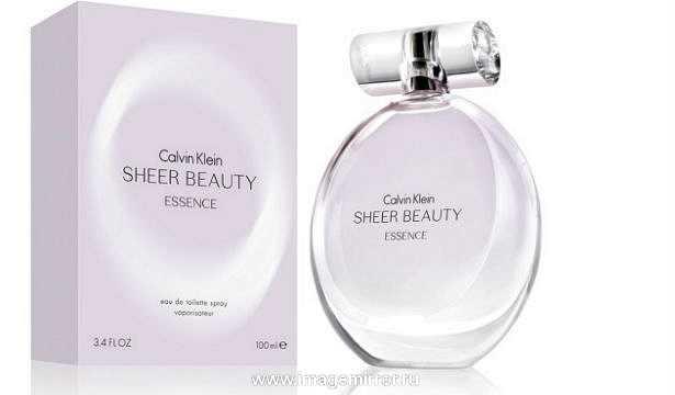 Calvin Klein представил новый аромат Sheer Beauty Essence