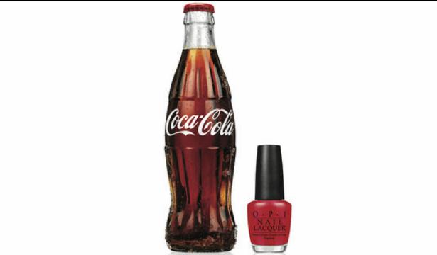 Coca-Cola выпустит коллекцию лаков для ногтей