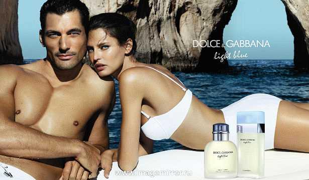 Dolce & Gabbana представит парные ароматы Light Blue Capri