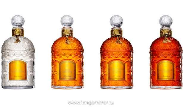 Дом Guerlain выпустит коллекционную серию ароматов