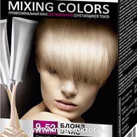 Домашнее окрашивание волос с профессиональным результатом