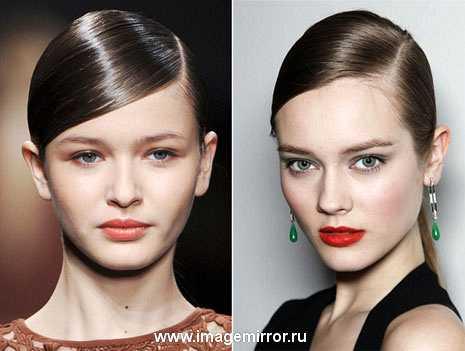 hair trendy khvosty kosoy probor i lenty 1