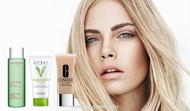 Как добиться эффекта матовой кожи