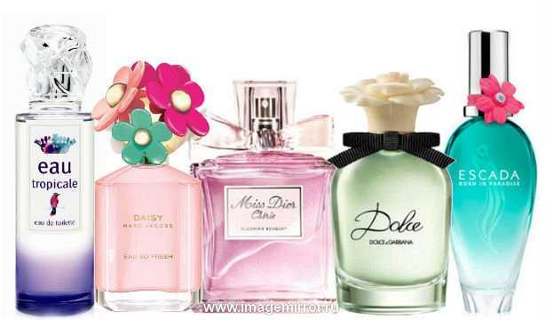 Как пахнуть весной 2014: новинки парфюмерии