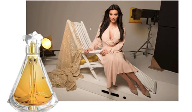Ким Кардашьян выпустила новый аромат Pure Honey