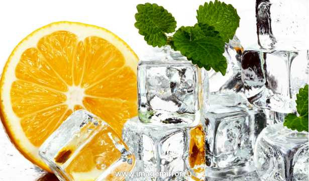 Косметический лед: шесть необычных рецептов