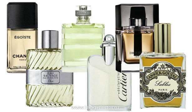 Лучшие мужские ароматы для женщин