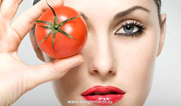 Лучшие рецепты масок из помидоров