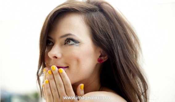 Желтый лак - это больше, чем лак для ногтей! Это ваше настроение, ощущение радости и улыбка!