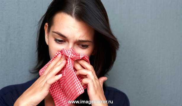 Макияж во время простуды: тонкости и хитрости