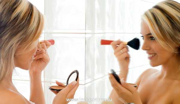 Мастер-класс: делаем дневной макияж. Видео