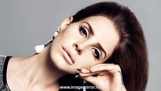 Мастер-класс: макияж в стиле Ланы Дель Рей