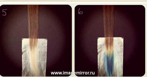 master klass okrashivanie v stile ombre hair foto 3