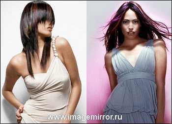 Модные тенденции в окраске волос