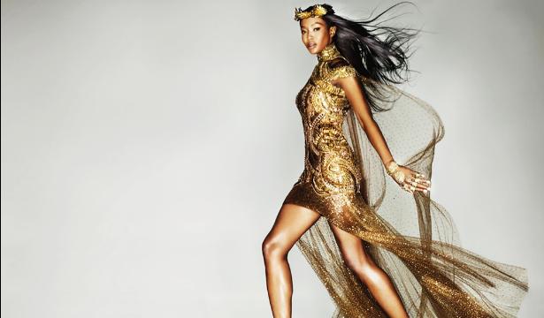 Наоми Кэмпбелл выпустит новый аромат Queen of Gold