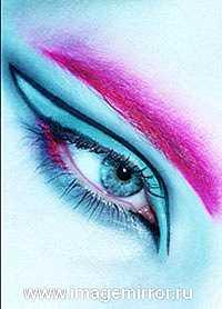 Make-up для обольщения. Стрелки