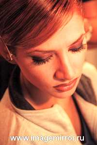 Make-up для обольщения. Ресницы