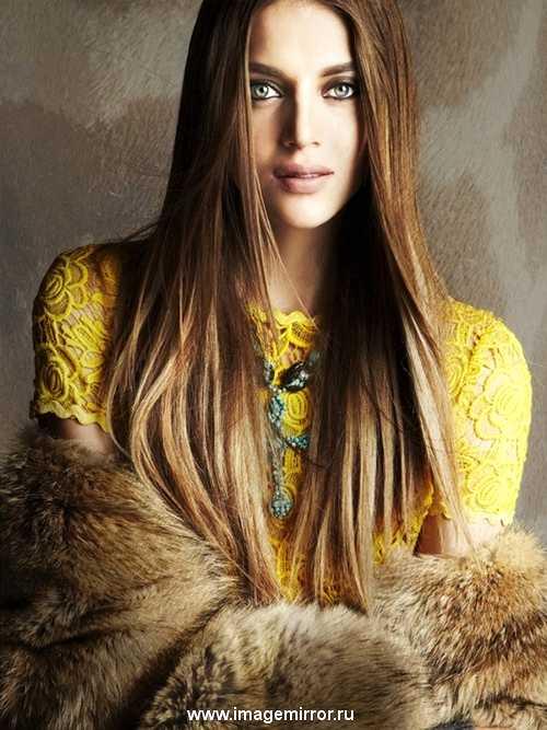 ombre hair color modnyy trend vesny 2013 v okrashivanii 1