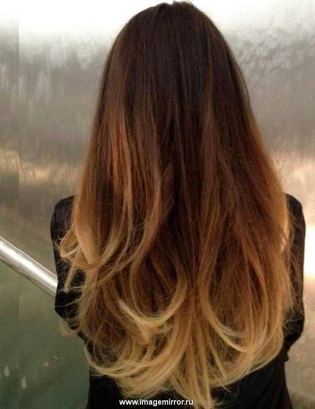 ombre hair color modnyy trend vesny 2013 v okrashivanii 2