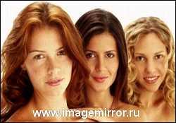 Определяем тип волос