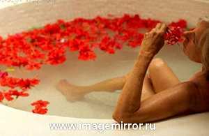С чем принять ванну. Для удовольствия души и тела