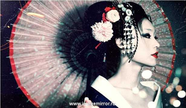 Секреты красоты гейш