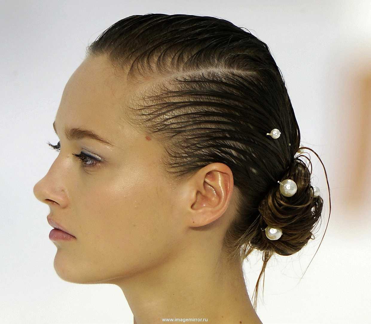 trendy prichesok vesna leto 2012 1