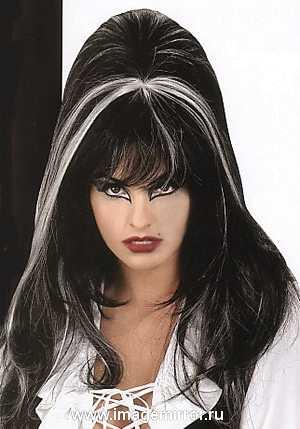 В стиле женщины-вамп