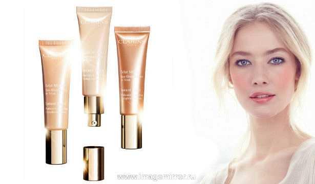 Весеняя коллекция макияжа Clarins Opalescence Spring 2014 Makeup Collection