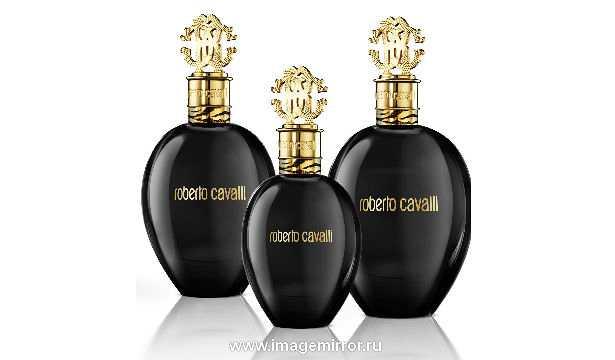 Вышел новый женский аромат от Roberto Cavalli