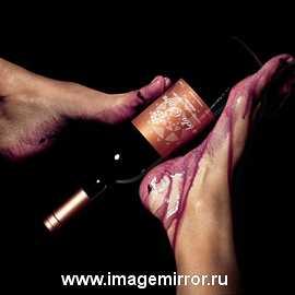 Женщина с ароматом вина или Винотерапия на дому